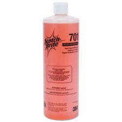 Scotch Brite® Quick Clean Griddle Liquid, 1 qt Bottle