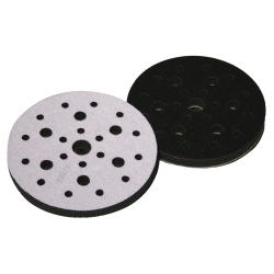 3M Hookit Soft Interface Pad, 6 in x 1/2 in x 3/4 in