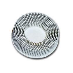 "Scotch™ 2"" Roloc Bristle Discs 120 Grit Fine White"