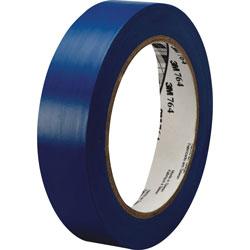 3M General Purpose Vinyl Tape 764, Blue