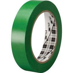 3M General Purpose Vinyl Tape 764, Green