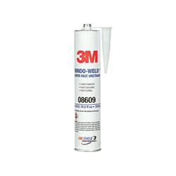 3M Super Fast Urethane, Black, 10.5 Fl. Oz Cartridge