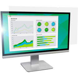 3M Anti-Glare Flatscreen Frameless Monitor Filters for 19.5 in Widescreen LCD Monitor