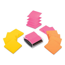 Post-it® Pop-up Dispenser Value Pack, 3 in x 3 in, 12/Pack