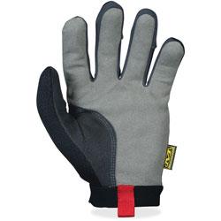 Mechanix Wear Utility Gloves, Hook/Loop Closure, Stretch, Size 9