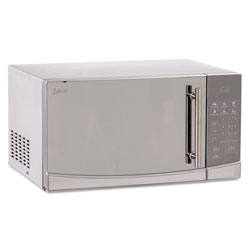 Avanti Products 1.1 Cubic Foot Capacity Stainless Steel Touch Microwave Oven, 1000 Watts