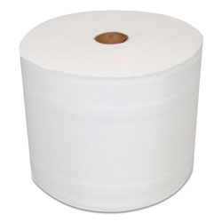 Morcon Paper Small Core Bath Tissue, Septic Safe, 2-Ply, White, 1000 Sheets/Roll, 36 Roll/Carton