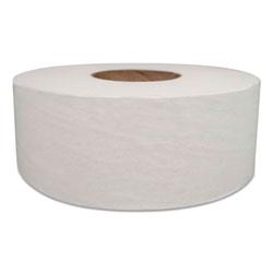Morcon Paper Jumbo Bath Tissue, Septic Safe, 2-Ply, White, 1000 ft, 12/Carton