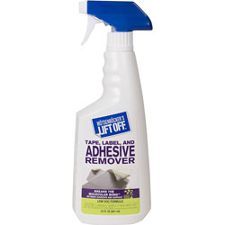 Motsenbocker's Lift-Off® Tape, Label and Adhesive Remover, 22oz Trigger Spray