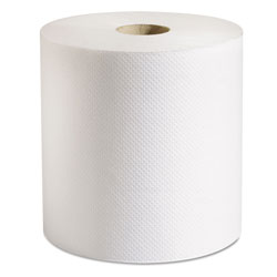 Marcal 100% Recycled Hardwound Roll Paper Towels, 7 7/8 x 800 ft, White, 6 Rolls/Ct
