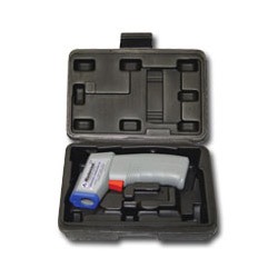 """Mastercool Infrared Thermometer in Case with FREE MSC52220 1"""" Analog Thermometer"""