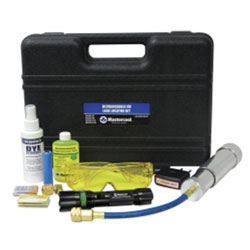 Mastercool Rechargeable True UV Light with 25 Application Dye Kit