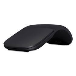 Microsoft Arc Wireless Bluetooth Mouse, 32.8 ft Wireless Range, Left/Right Hand Use, Black