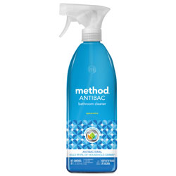 Method Products Antibacterial Spray, Bathroom, Spearmint, 28oz Bottle