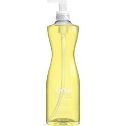 Method Products Dish Soap, Lemon Mint, 18 oz Pump Bottle