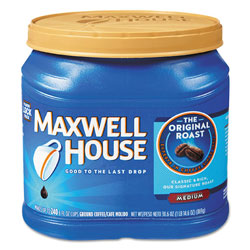 Maxwell House® Coffee, Regular Ground, 30.6 oz Canister
