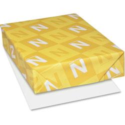 Neenah Paper Capitol Bond 24lb Light Cockle Finish Multipurpose Paper, 8.5 x 11, 1 Ream of 500