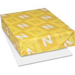 Neenah Paper Capitol Bond 24lb Perfect Laser Finish Multipurpose Paper, 8.5 x 11, 1 Ream of 500