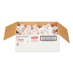 Nestle Half & Half, 0.304 oz Cups, 180/Carton