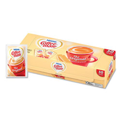 Coffee-Mate® Original Powdered Creamer, 3g Packet, 50/Box