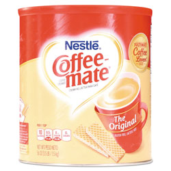 Coffee-Mate® Non-Dairy Powdered Creamer, Original, 56 oz Canister