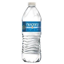 Niagara Purified Drinking Water, 16.9 oz Bottle, 24/Pack, 2016/Pallet