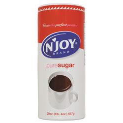 N'Joy Pure Sugar Cane, 20 oz Canister, 3/Pack