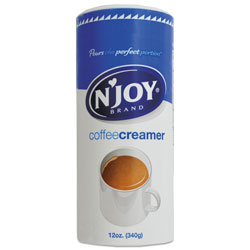 N'Joy Non-Dairy Coffee Creamer, Original, 12 oz Canister, 3/Pack