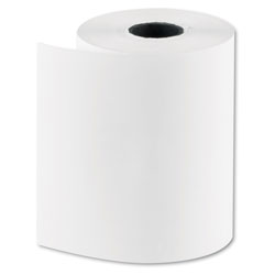 National Check RegistRolls Thermal Point-of-Sale Rolls, 2 1/4 in x 80 ft, White, 48/Carton