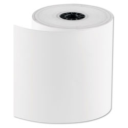 National Check RegistRolls Thermal Point-of-Sale Rolls, 3.13 in x 200 ft, White, 30/Carton
