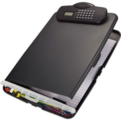 Officemate 10 in x 14.5 in Clipboard Storage Box
