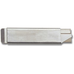 "Officemate Carton Cutter, Single Sided Razor Blade, 4""x1/8""x7/8"""