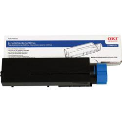 Okidata Toner Cartridge, 4,000 Page Yield, Black