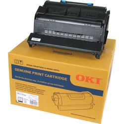 Okidata Toner Cartridge, 18, 000 Page Yield, Black