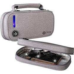 OttLite Carrying Case Smartphone - Gray - Handle - 4.8 in Height x 9.8 in Width x 2.1 in Depth - 1 Pack