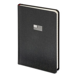 Oxford USA Hardcover Journal, 192 Pages, 5 1/4 x 8 1/4, Gray