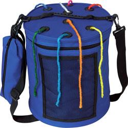 Pacon Yarn Tote, 12 in x 10-1/2 in, Blue