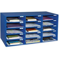 Pacon Classroom Mailbox, 15 Slots