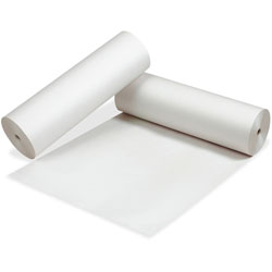 Pacon Newsprint Paper Roll, 24 in x 1000' RL, White