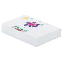 "Pacon Drawing Paper, 60lb, 12""x18"", 500 Sheets, White"