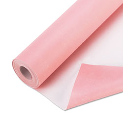 Pacon Fadeless Paper Roll, 50lb, 48 in x 50ft, Pink
