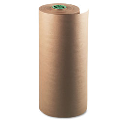 Pacon Kraft Paper Roll, 50lb, 24 in x 1000ft, Natural