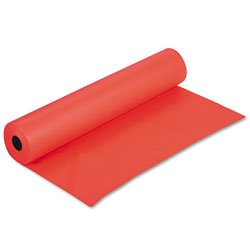 Pacon Rainbow Duo-Finish Colored Kraft Paper, 35lb, 36 in x 1000ft, Orange