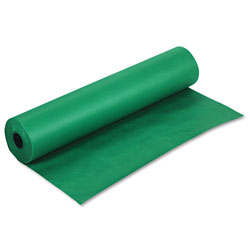 Pacon Rainbow Duo-Finish Colored Kraft Paper, 35lb, 36 in x 1000ft, Emerald
