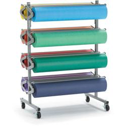 Pacon Horizontal Rack for Paper Rolls
