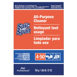 Spic and Span Professional All Purpose Cleaner, Powder, 27 oz. Box, 12/Case