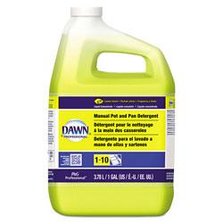 Dawn® Professional Manual Pot & Pan Detergent Concentrate, Lemon Scent Concentrate, 1 Gallon Bottle