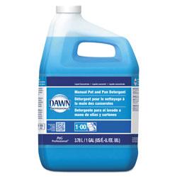 Dawn® Professional Pot & Pan Dish Detergent, Original Scent, Concentrate, 1 Gallon Bottle