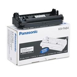 Panasonic KX-FA84 Drum Unit, 10000 Page-Yield, Black