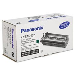 Panasonic KXFAD462 Drum Unit, 6000 Page-Yield, Black